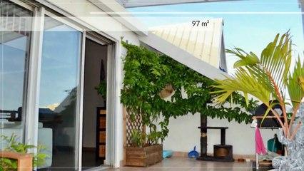 A vendre - Appartement - St denis (97400) - 4 pièces - 97m²