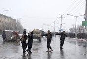 Kabil'de Askeri Akademiye Saldırıyı Işid Üstlendi