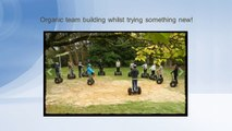 Segway Team Building | Everest Team Events