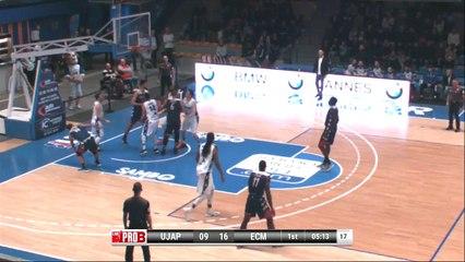 ProB 2018 - J15 Charleville-Mézières vs Quimper – By LNB TV