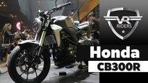 Honda CB300R โมเดิร์นสปอร์ต สไตล์เจแปนคราฟต์