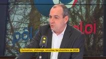 """""""Pas de versement de dividendes en 2018"""" chez Carrefour, demande Laurent Berger"""