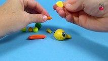 LETS CLAY! Rainbow FISH - tęczowa RYBKA - polymer clay tutorial