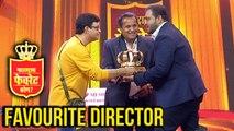 Maharashtracha Favourite Kon   Aditya Sarpotdar Awarded for Favourite Director   Faster Fene