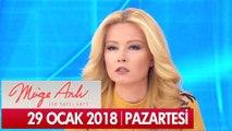 Müge Anlı ile Tatlı Sert 29 Ocak 2018 - Tek Parça