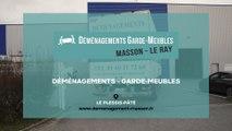 Les déménagements Masson: déménagements et garde-meubles au Plessis-Pâté