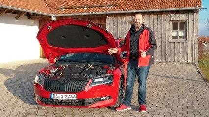 Vergleich: Skoda Superb Combi gegen Audi A6 Avant, Mercedes E-Klasse T-Modell, BMW 5er Touring und Volvo V90