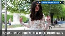 Liz Martinez Bridal New Collection Paris Photographed by Dudi Hasson   FashionTV   FTV