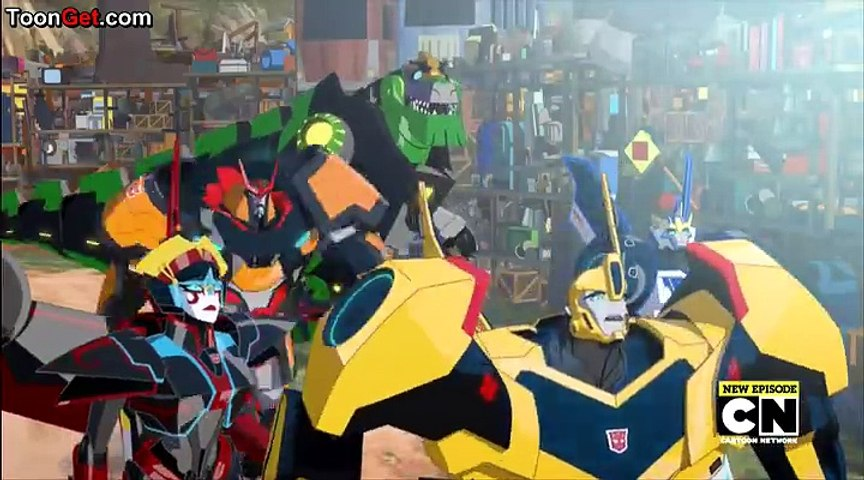Transformers Robots in Disguise 2015 Season 2 Episode 1  Watch cartoon online, free cartoon online