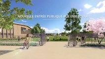 Décines-Charpieu : le nouveau parc Troussier