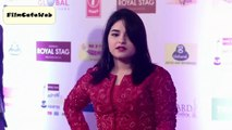 Zaira Wasim At Mirchi Music Awards 2018 |10th Royal Stag Mirchi Music Awards