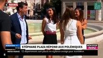 """EXCLU - Stéphane Plaza: """"Après les remarques du CSA, je vais faire un humour moins potache, mais je ne regrette rien"""" - VIDEO"""