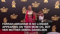 Farrah Abraham's Mom Says Family Snubbed Her Amid Cancer Diagnosis: 'It Was Hurtful'