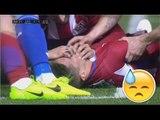 Meu DEUS ! Fernando Torres sofre grave lesão e perde os sentidos - IMAGENS FORTES