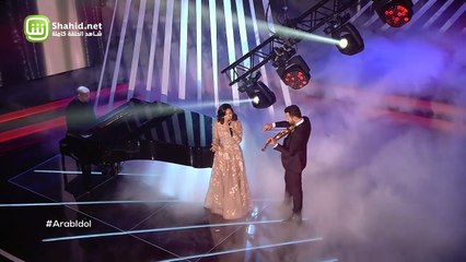 Arab Idol – العروض المباشرة – شيرين عبد الوهاب – كده يا قلبي