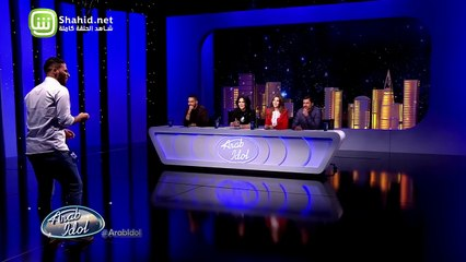 29.Arab Idolالموسم الرابع – تجارب الاداء-  مهند جاسم