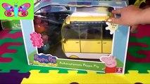 La casa de Peppa Pig de juguete. Juguetes de Peppa Pig en español 2016 Videos de la cerdita peppa