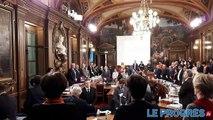 Conseil Municipal : une minute de silence en hommage à Paul Bocuse
