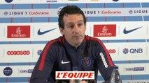 Foot - CdL - PSG : Emery veut «garder» Pastore