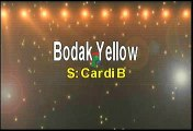 Cardi B Bodak Yellow Karaoke Version