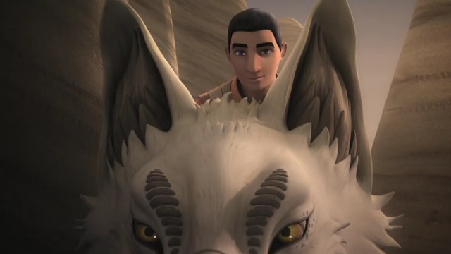 Star Wars Rebels Season 4 Episode 12 #WolvesandaDoor Full Recap