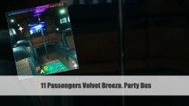 Velvet Breeze   Party Bus Rental   Party Bus For Atlanta ®