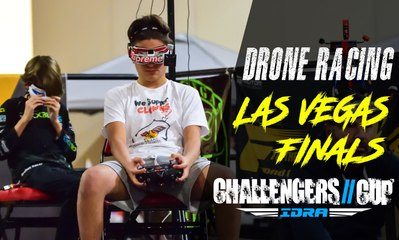 Trailer - Drone Racing at Las Vegas Finals