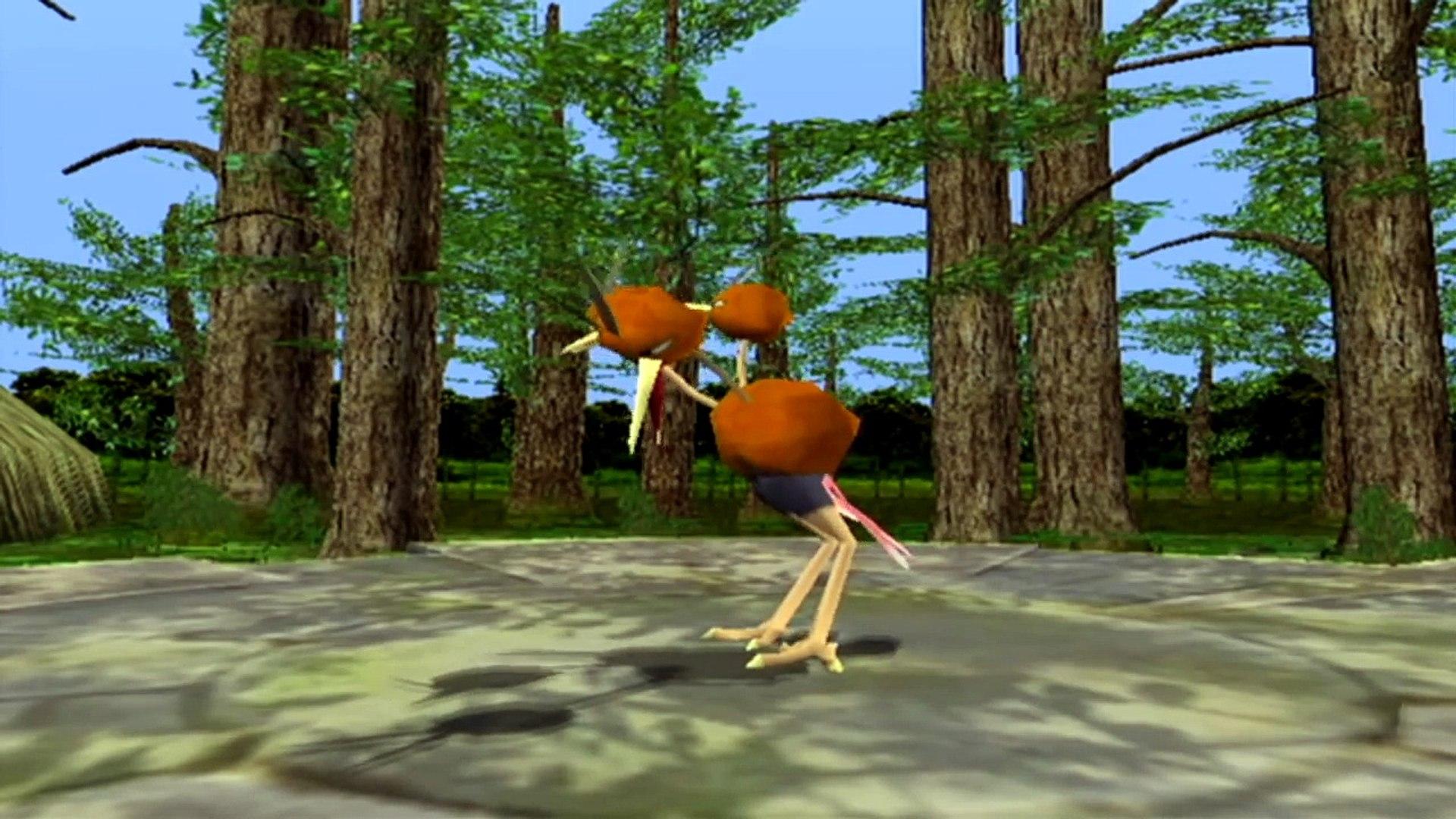 Pokémon XD: Gale of Darkness - Episode 40: Trinity