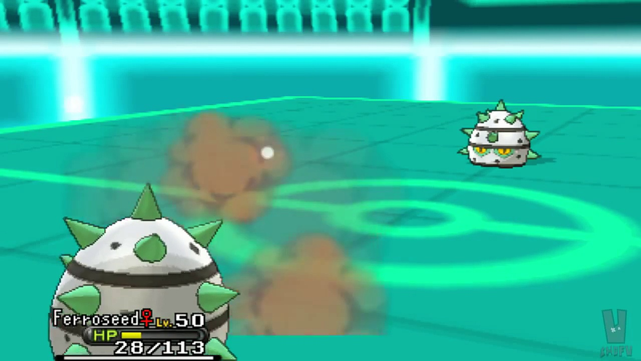 Pokemon X and Y Wi-Fi Battle: shofu vs pokeaimMD *Wonder Cup*