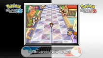 Nintendo DS - Pokémon Black Version 2 Pokémon White Version 2 Discovery Trailer