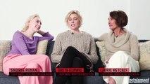 Greta Gerwig On Casting 'Lady Bird's' Rising Stars   Cover Shoot   Entertainment Weekly