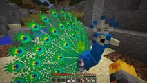 Minecraft INSANE ANIMALS MOD / DEFEND YOUR ZOO AND LET YOUR ANIMALS SURVIVE!! Minecraft