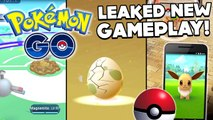 BRAND NEW Pokemon GO Leaked Gameplay! Thoughts & Live Reaction!