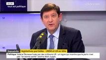 """Le PS loin derrière aux législatives partielles : """"Cette traversée du désert va durer"""" selon Patrick Kanner"""