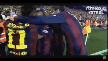 MESSI HACE LLORAR A COMENTARISTA CON SU GOL  / MESSI MAKES WEEP FOR COMMENTATOR WITH HIS GOAL