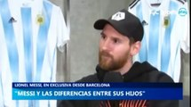 Messi- -Mi hijo Mateo es un hijo de puta