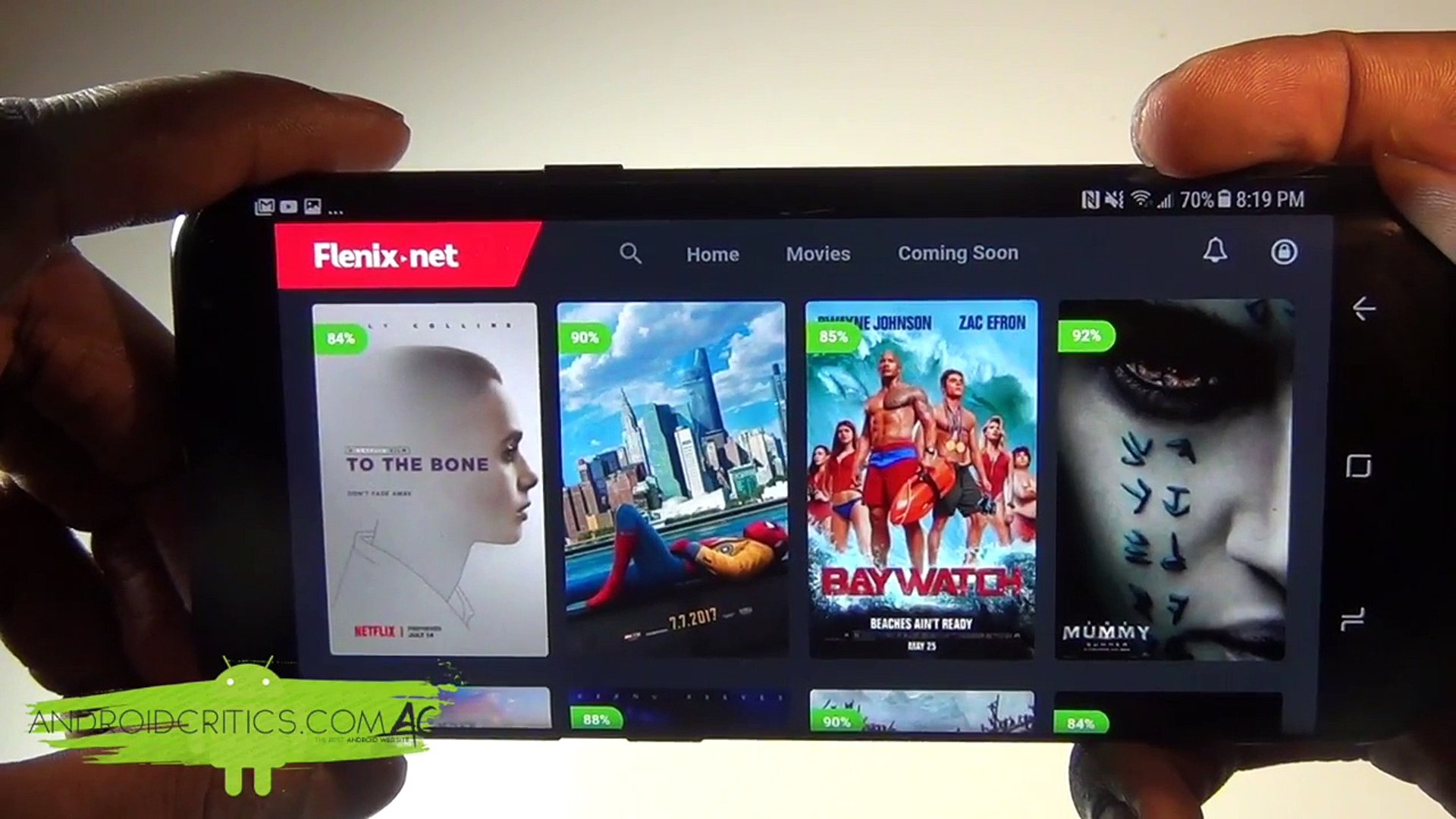 Flenix Android App-AMAZING App To Watch Movies For Free On Any Android