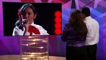La Voz kids _ Estefani López canta 'Canta, Canta, Canta'