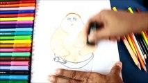 Cómo dibujar a Jimbo (Un Jefe en Pañales) | How to draw Jimbo (The Boss Baby)
