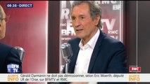 """Plainte pour viol contre Darmanin: """"On ne peut pas donner acte de toute accusation"""", pour Woerth"""