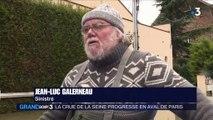 Yvelines : la crue de la Seine continue
