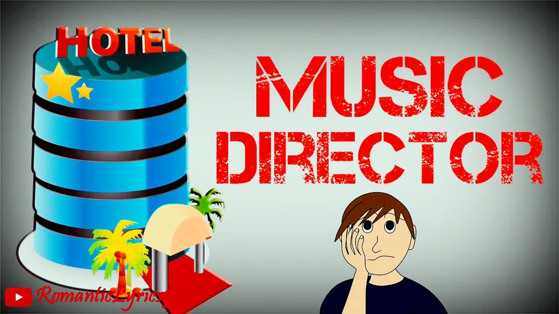 Kisey kehte hain Hip-Hop Hip-Hop Shuru kiya maine as a music director Aaj mere yaar dost bade-bade a