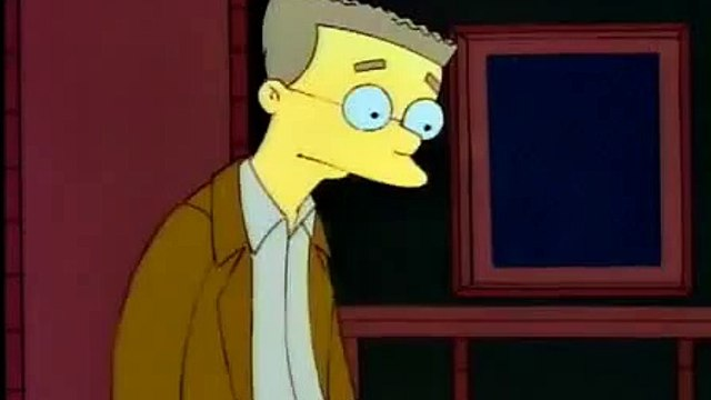 The Simpsons - Smithers - I'm the one who shot Mr. Burns
