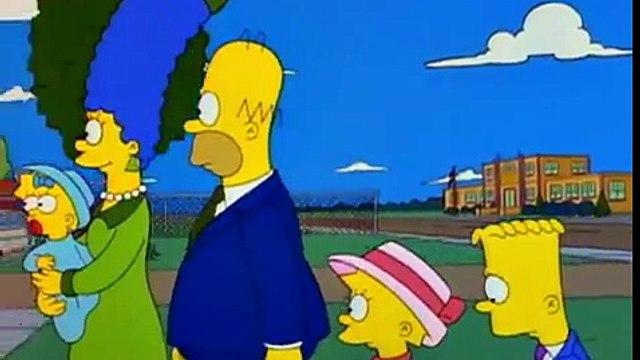 Los Simpsons - Ned Flanders cantando