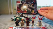 Special Edition: Lego Star Wars 9494 Anakins Jedi Interceptor Review