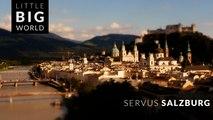 Servus Salzburg (4k - Time Lapse - Tilt Shift)