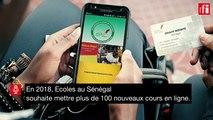 Ecoles au Sénégal : apprendre en ligne et gratuitement