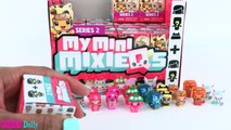 Unbox Daily: My Mini Mixie Qs Series 2 - Ultimate Unboxing - Blind Box - Review - 4K