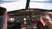 Y-a-t-il un commissaire dans l'avion ?