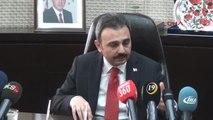 Çorum-Muzaffer Kulcu Belediye Başkanlığı Görevinden İstifa Etti